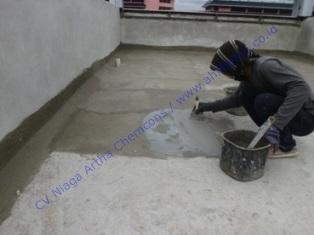 waterproofing dengan system coating semen