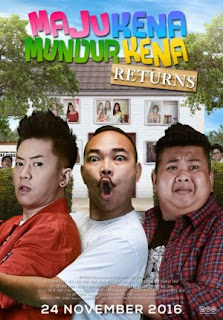 Download Film Maju Kena Mundur Kena Returns (2016)