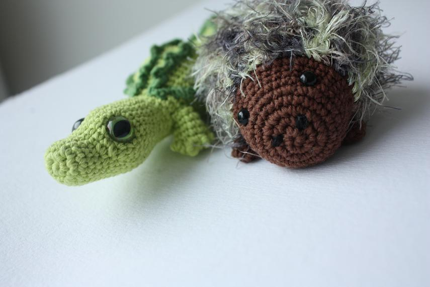 Patron numérique dun amigurumi de poney en crochet par Crafty   Etsy   570x855