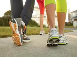 ممارسة رياضة المشي بشكل صحيح