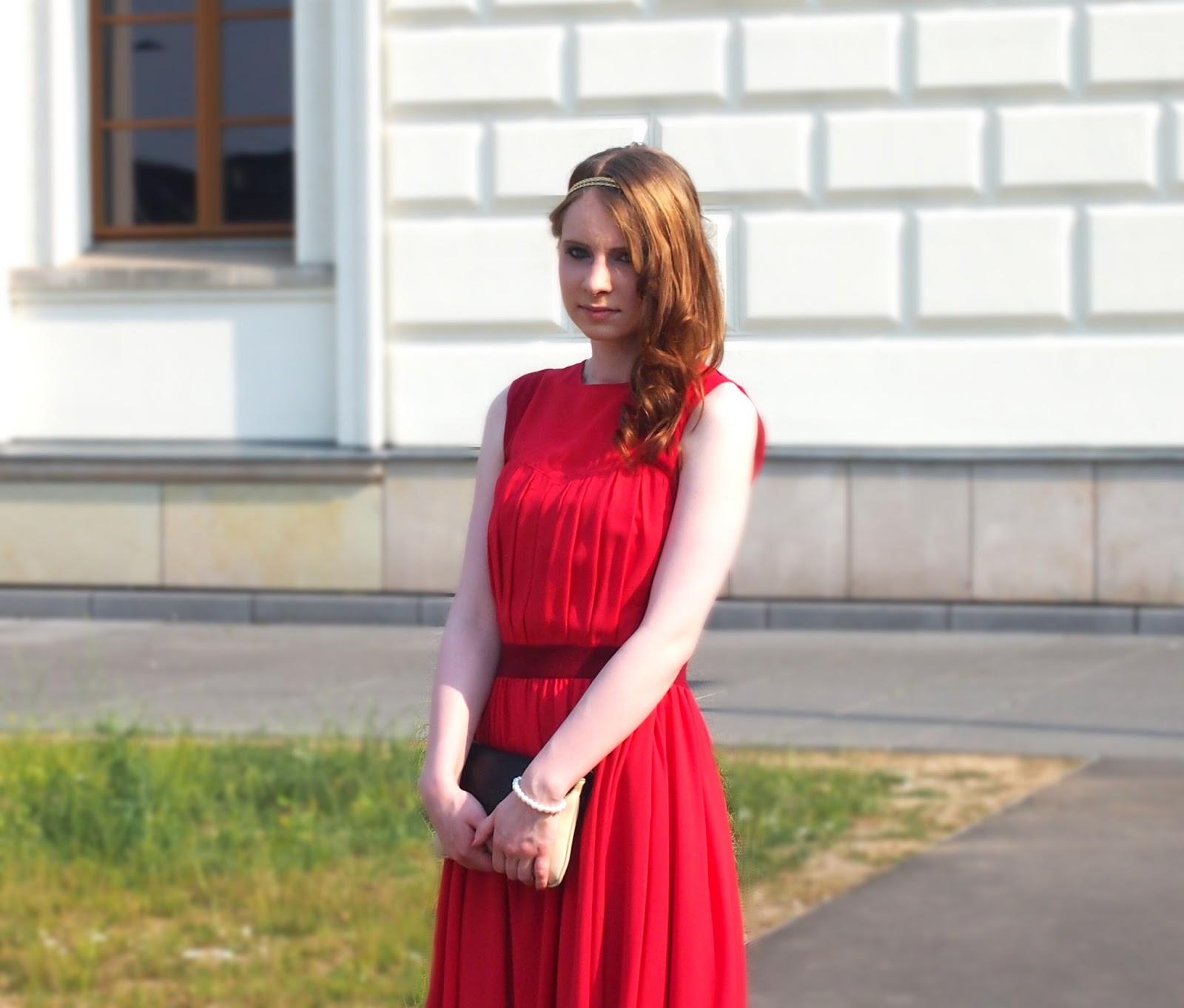 outfit: graduation ball dress - mein abiballkleid | the