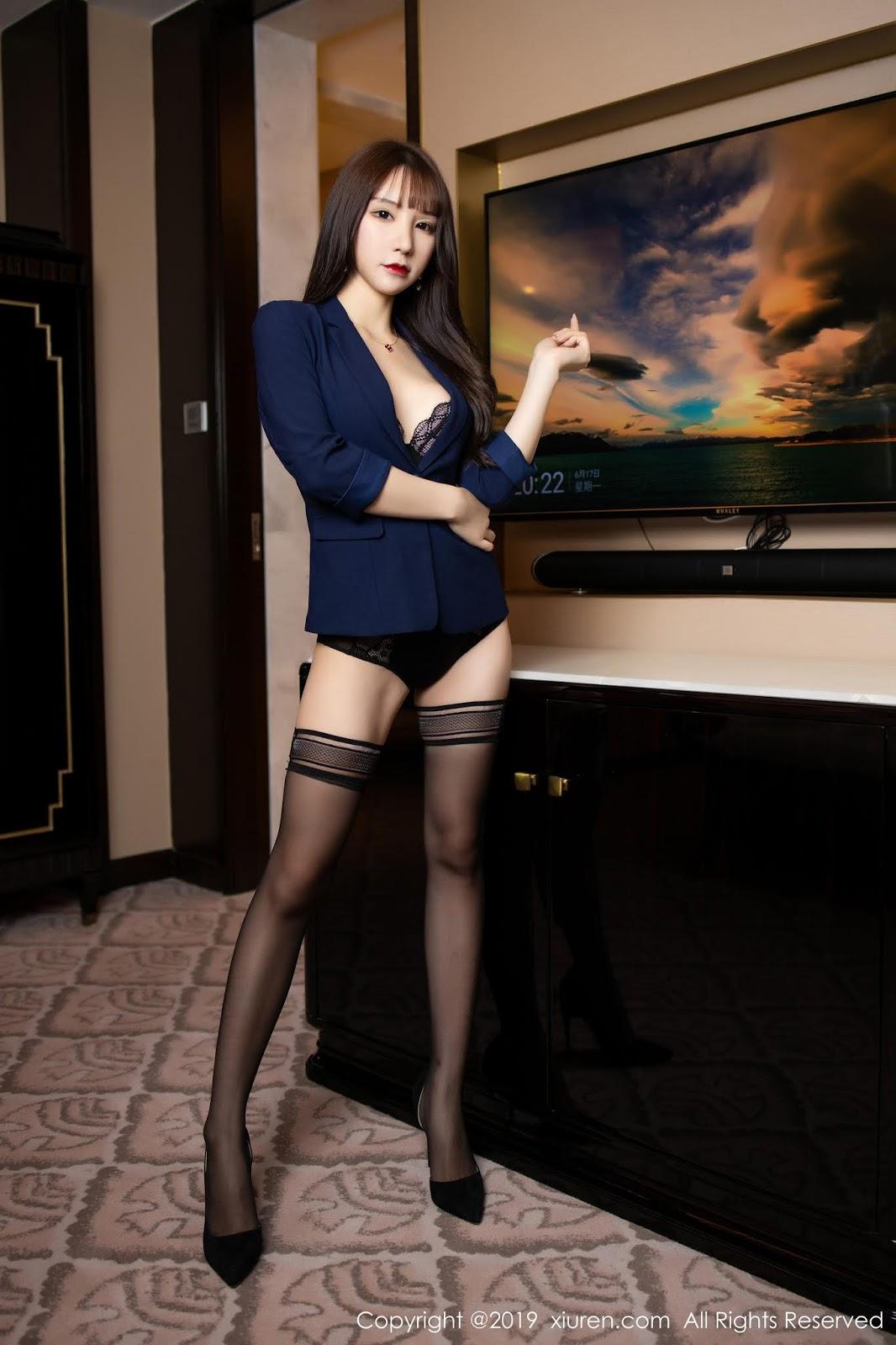 Asiaa.online No.151 Model 周于希Sandy