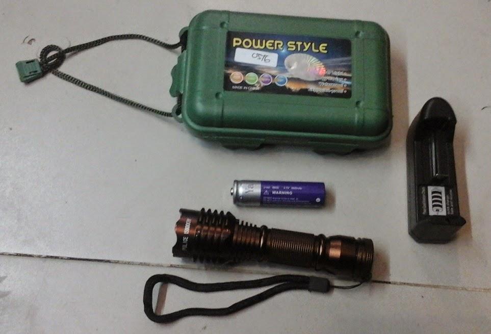 Senter Selam Power Style Type 0516 158.000 watt