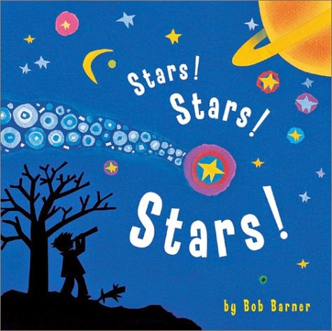 Literary Hoots: Storytime: Outer Space
