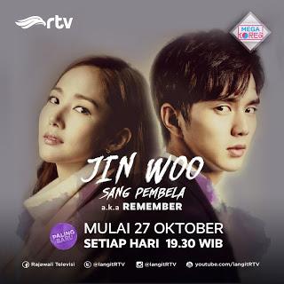 Sinopsis Drama Jin Woo Sang Pembela RTV