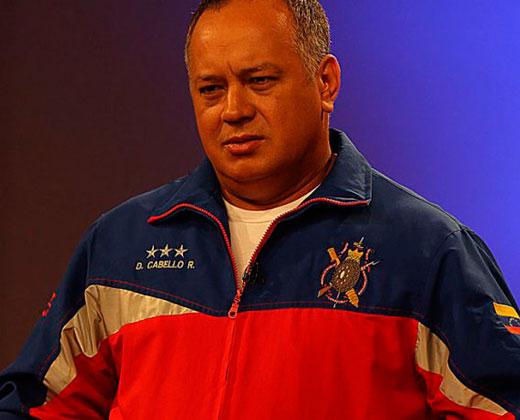 Diosdado Cabello: fallas de la revolución se corrigen con más revolución
