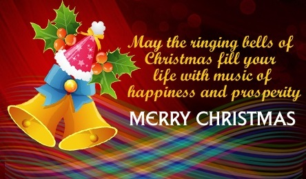 Happy Christmas Wishes with Images HD Free Download 2017