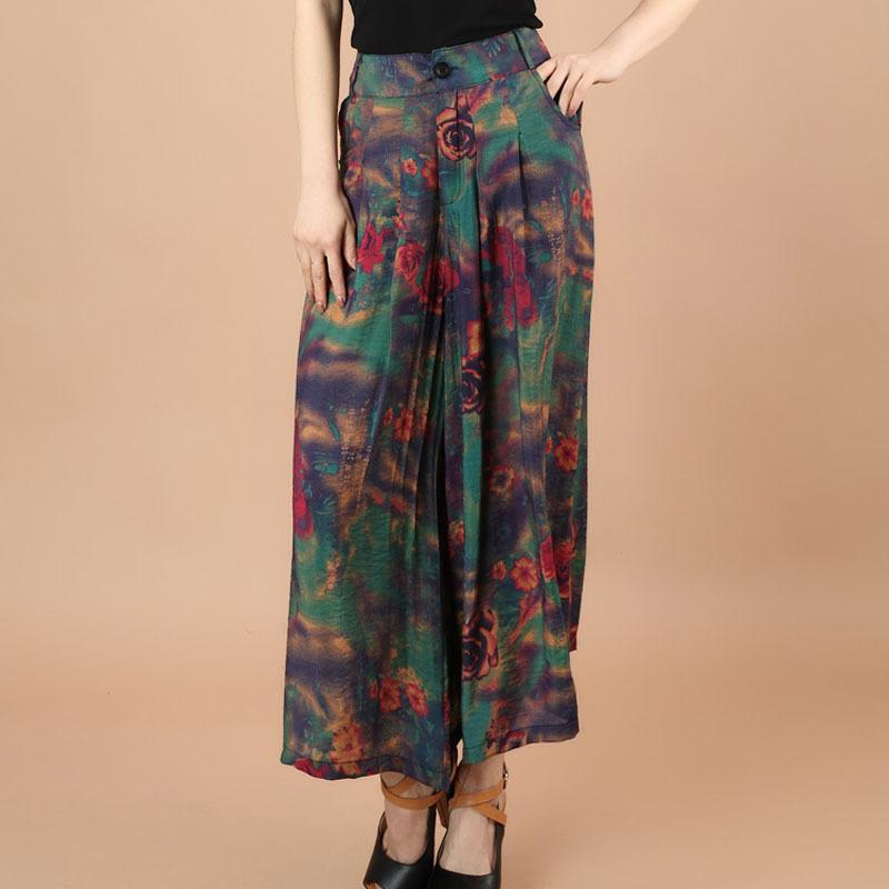 Celana Batik Modern Pria: Aneka Model Celana Kulot Motif Batik Terbaru Untuk Remaja
