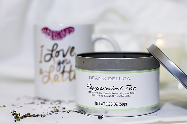 Dean & Deluca Peppermint Loose Leaf Tea in POPSUGAR Must Have Box
