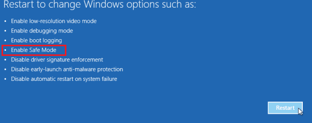 How to Boot Into Safe mode When PC Doesn't Start in Windows 10