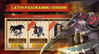 GAme War of Angels MMORPG Online V1.2.1 MOD Apk Terbaru\