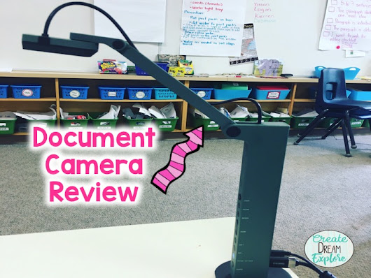 Document Camera Review: IPEVO