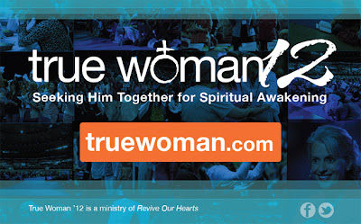 True Woman Conference, interview with Mary Kassian and book giveaways