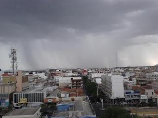 Aesa prevê chuvas passageiras no litoral paraibano neste sábado
