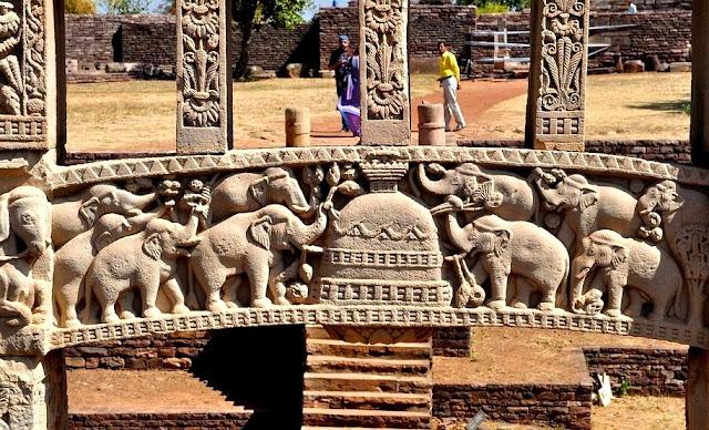 Situs Peninggalan Raja Ashoka