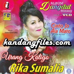 Rika Sumalia - Bulan Di Ranting Cemara (Full Album)