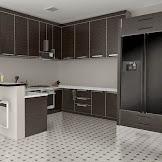 Gambar Model Keramik Dapur Minimalis Modern Terbaru