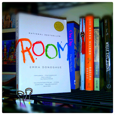 The Reader Room by Emma Donoghue