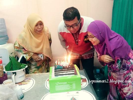 Office Birthday Party|Happy Birthday To Me !!