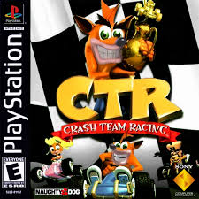 CTR - Crash Team Racing  - PS1 - ISOs Download
