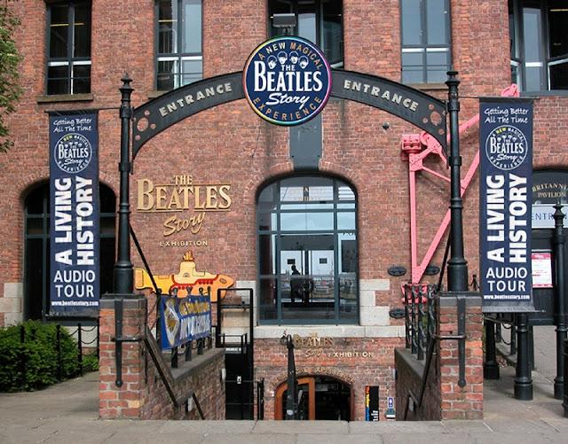 Passeio-Tour dos Beatles