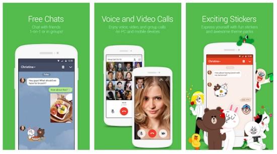 aplikasi android untuk chatting terbaik