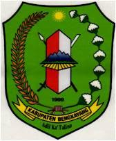 Kelurahan Sebalo Makna Lambang Kabupaten Bengkayang