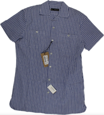 DSquared Cotton Short Sleeve Shirt