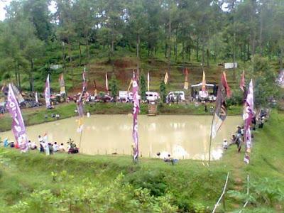 Hutan Wisata Kusumo Asri Purworejo