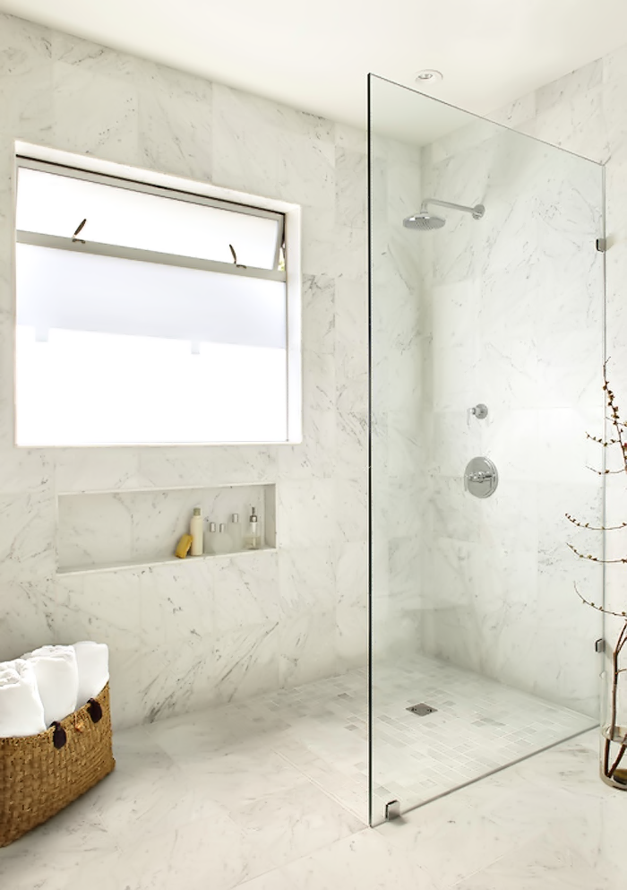 Bathroom Inspiration With Marble And Concrete Only Deco Love