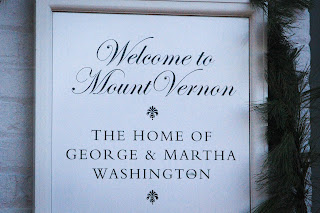 Welcome to George Washington's Mount Vernon