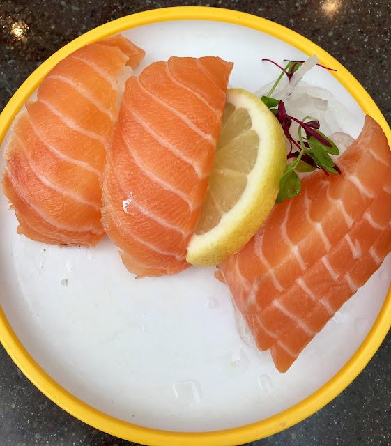 Yo! Sushi review