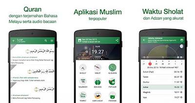 Muslim Pro - Aplikasi Untuk Umat Islam