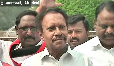 Protest to be continued till Centre give assurance on Cauvery Management Board: Thambidurai