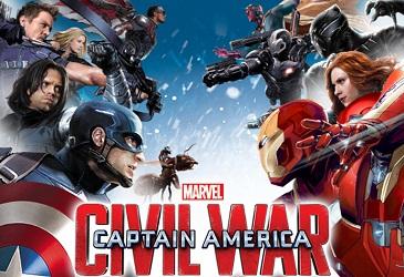 Film Captain America: Civil War 2016