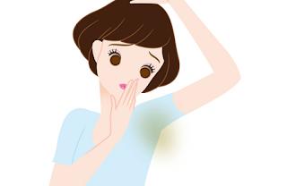 كيفية التخلص من رائحة العرق طبيعيا
