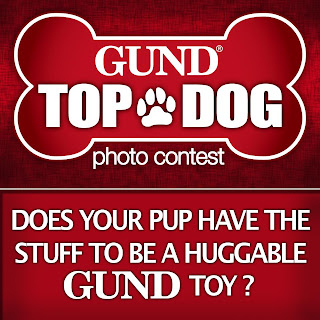 GUND Top Dog Contest Logo