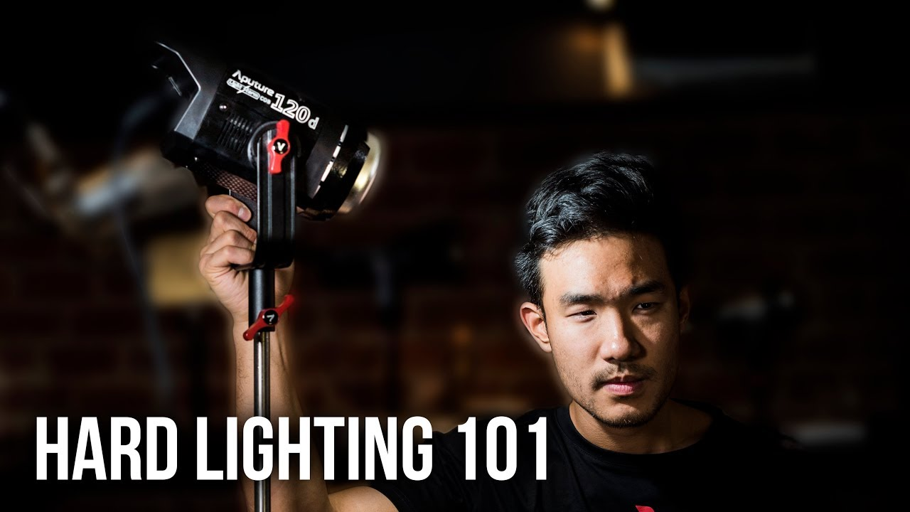 Dramatic Storytelling | When to Use Hard Lighting