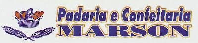 Padaria e Confeitaria MARSON Rua. Expedicionário Boituvense, 57 Centro - Boituva - SP Cep: 18550-000 tel:(15) 3263-2457