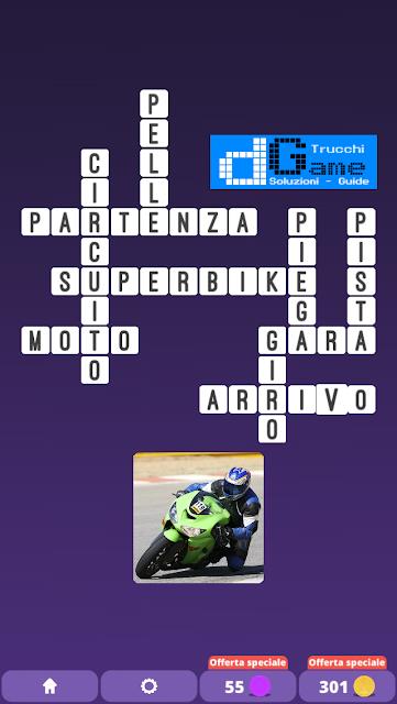 Soluzioni One Clue Crossword livello 26 schemi 1 (Cruciverba illustrato)  | Parole e foto