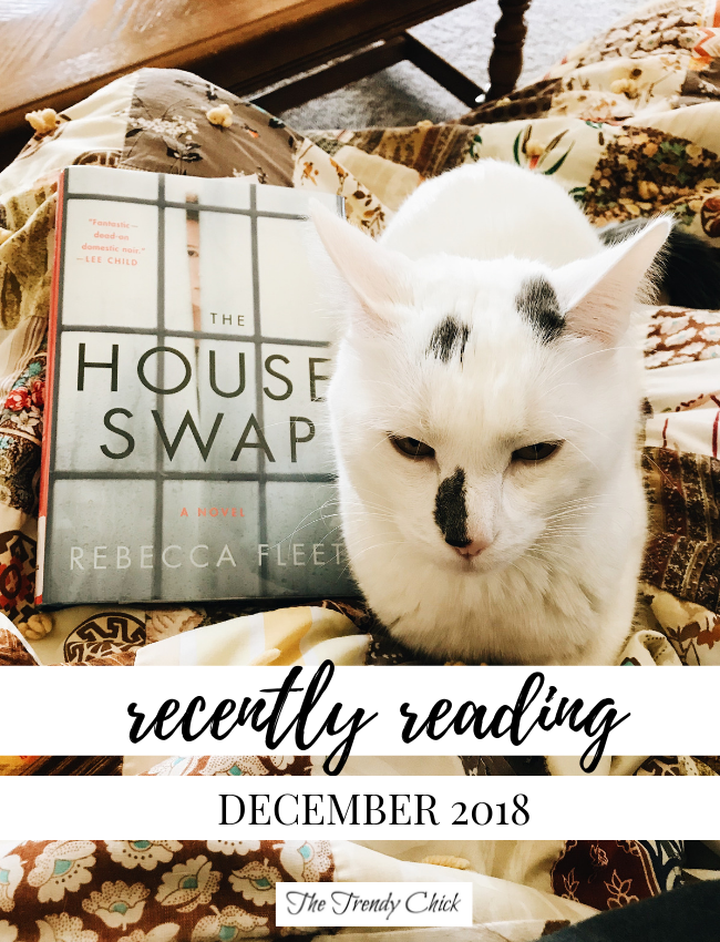 Recently Reading: December 2018