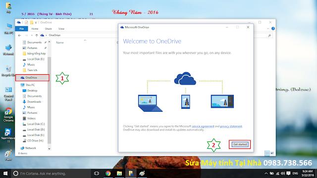 Hướng dẫn OneDrive - H01