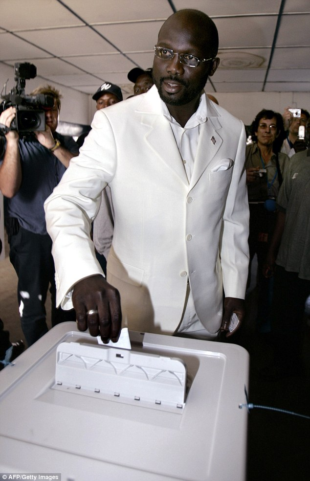 Former FIFA World Best Player, George Weah, Wins Liberia Presidential Election