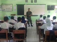 Peduli Generasi: Yonif Para Raider 501 Kostrad Siapkan Tenaga Pendidik di Daerah Perbatasan RI-PNG