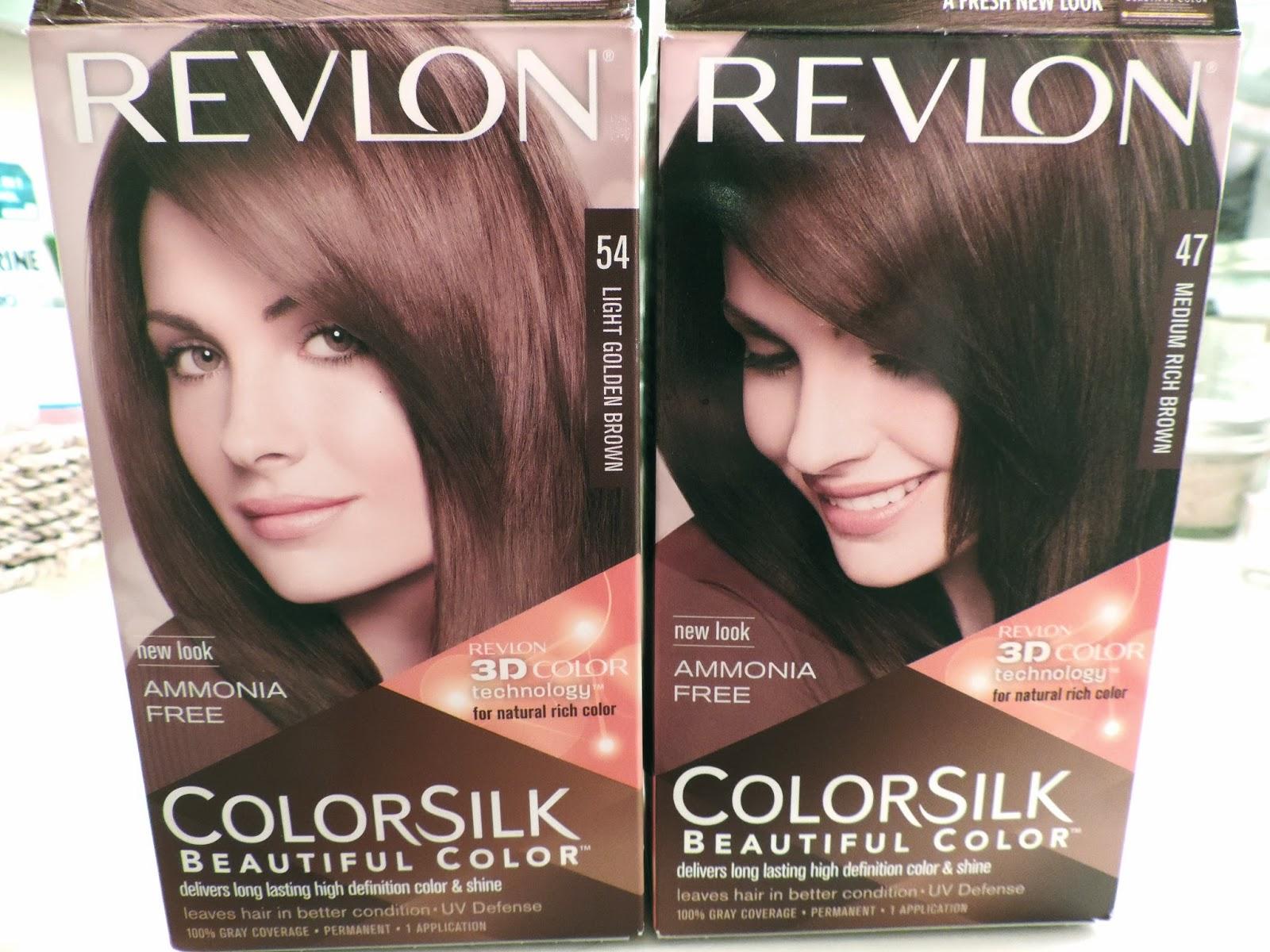Revlon Colorsilk Color Palette Hairstyle Inspirations 2018