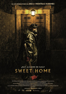 Póster: Sweet Home (2015)