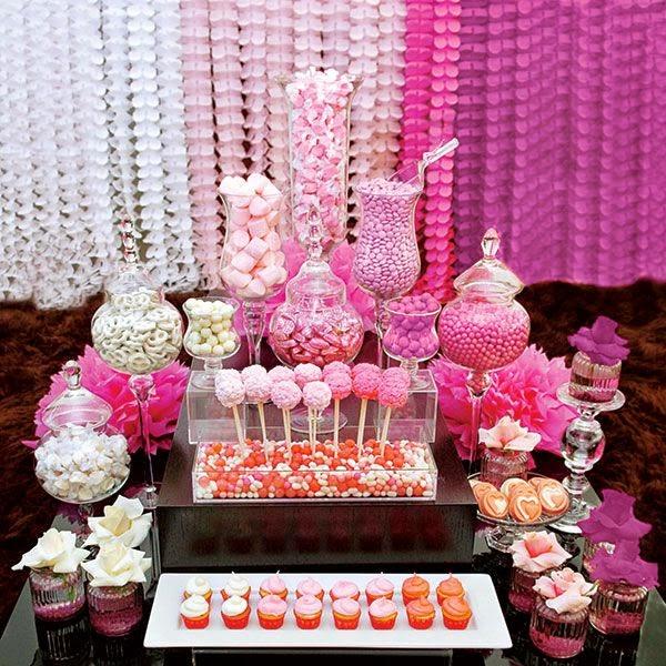 Jak samodzielnie zrobic Candy Bar?