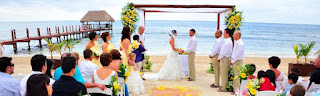 BEACH WEDDING EVENT