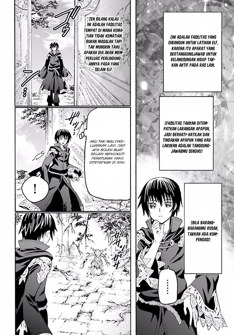 Baca Manga Death March Chapter 22B Bahasa Indonesia