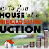 Tips for buying a property on auction